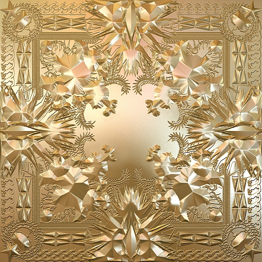 watch the throne cover Kanye West & Jay Z   Watch The Throne (Cover & Release Date)