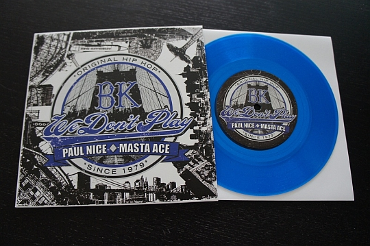 Blue Side A Masta Ace   BK (We Dont Play)