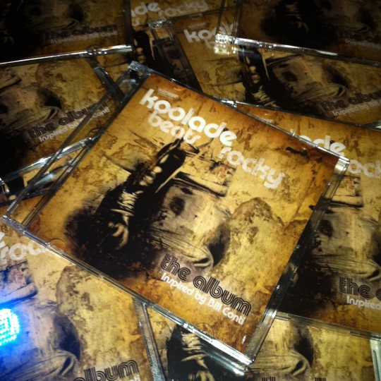 koolade cds1 540x540 Koolade Beats Rocky instrumental version and MC contest soon!