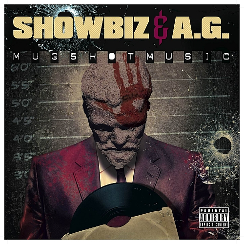 mugshot music Showbiz & A.G. Feat. D.I.T.C. Inc.   South Bronx Shit (Remix)