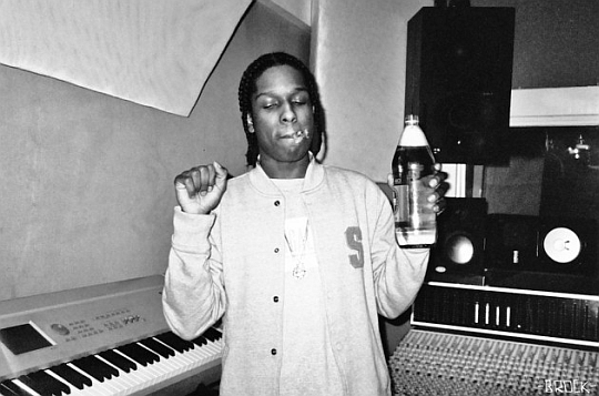 asap L.A. Leakers ft. A$AP Rocky   Leaks Of The Industry (Freestyle)