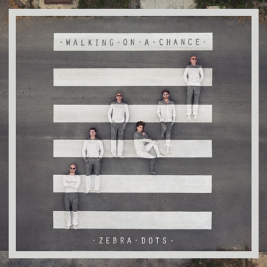 ZEBRA DOTS album artwork WalkingOnAChance Zebra Dots   Walking On A Chance (Album Cover & Popis Pjesama)