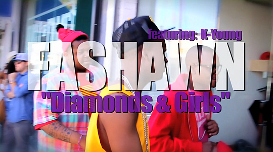diamonds girls Fashawn Feat. K Young   Diamonds & Girls