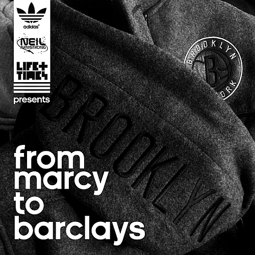 from marcy to barclays From Marcy To Barclays (Mixed by DJ Neil Armstrong)