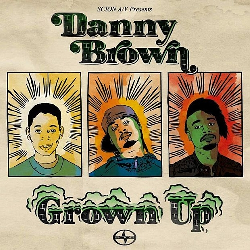 grown up marvel Danny Brown   Grown Up (Marvel Remix)