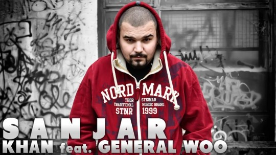 khan general woo sanjar 540x303 Khan feat. General Woo   Sanjar