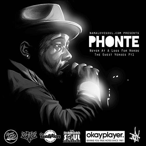 phonte tape Phonte: Never At A Loss For Words   The Guest Verses (Mixtape)