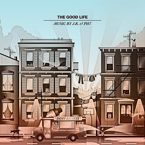 tgl JR&PH7 Feat. Phonte and Median   Goodbye