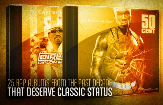25 classic rapalbums deserveclassic 540x348 25 Rap Albums From The Past Decade That Deserve Classic Status
