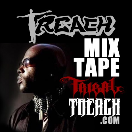 Tribal Treach Front 465x465 Treach (Of Naughty By Nature)   The Tribaltreach.Com Mixtape