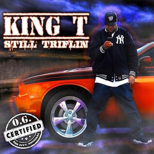 kingt 540x540 King T Feat. J Ro   Step 2 Da Left