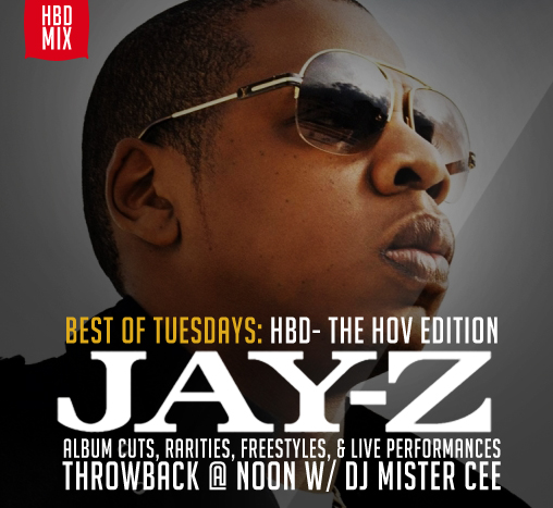 Mister Cees Best Of Tuesdays: Jay Z