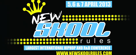 New Skool Rules 2013 Info