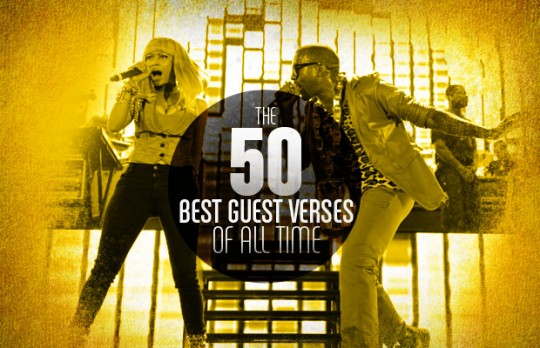 100 best guest verses ofalltime 540x348 The 50 Best Guest Verses of All Time