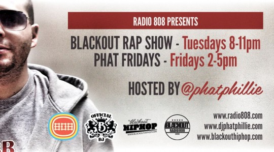808 phat fridays1 540x299 Podcast: Phat Fridays @ Radio 808 (11.01.2013.)