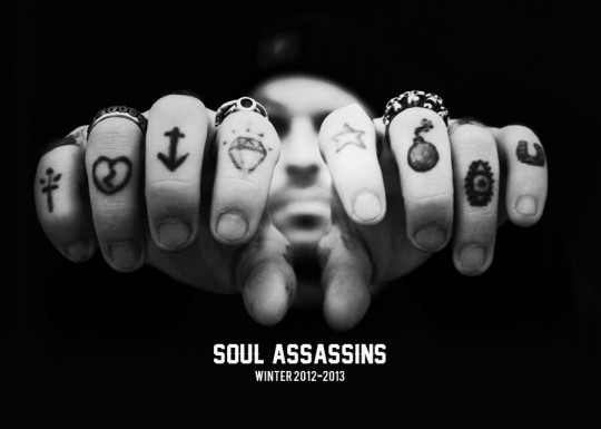 SA ACover1 540x385 Soul Assassins 2012 / 2013 Winter Collection