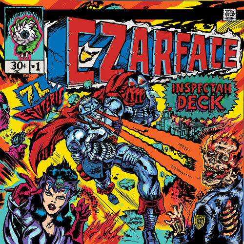 czarface CZARFACE (Inspectah Deck + 7L & Esoteric) Feat. Action Bronson   Its Raw