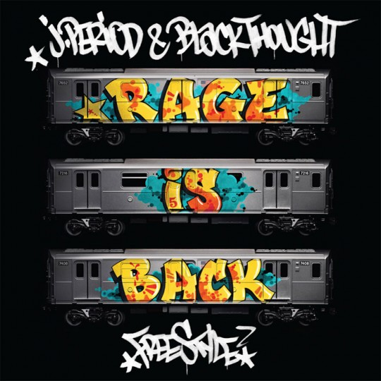 j period black thought rage is back freestyle 540x540 Black Thought & J. Period   Rage Is Back (Freestyle)
