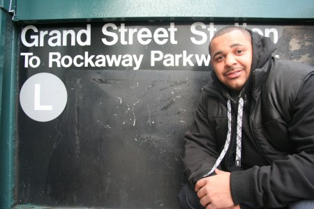joell grand street1 450x300 Joell Ortiz   Brooklyn In The Building