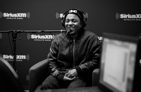 kendrick rs 540x353 Kendrick Lamar in New York: A Day in the Life