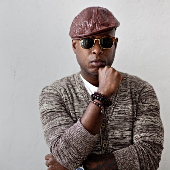 kweli 540x540 Talib Kweli Feat. Black Thought & Rah Digga   Art Imitates Life