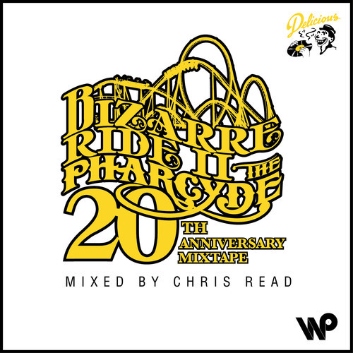 pharcyde Bizarre Ride II The Pharcyde 20th Anniversary Mixtape