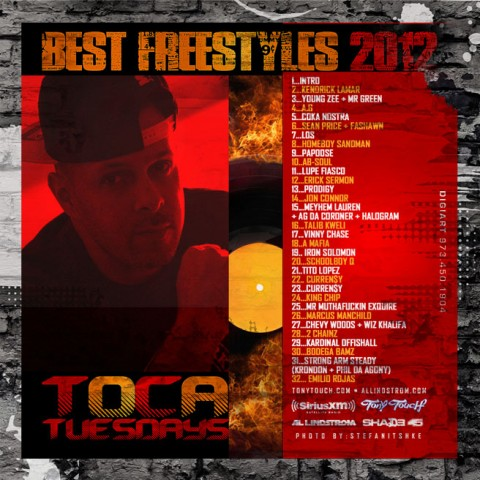 tony freestyle copy 480x480 The Best Toca Tuesdays Freestyles (Mixtape)
