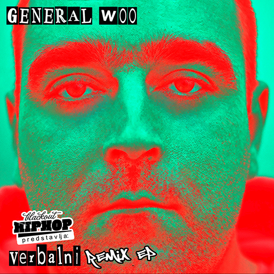 woo remix ep General Woo   Verbalni Remix (EP)