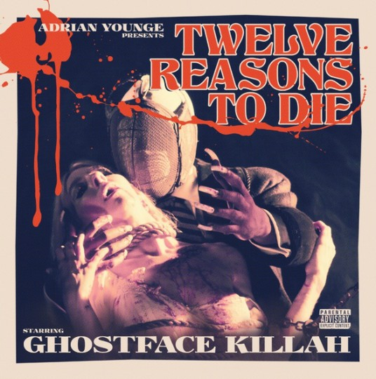 12Reasons Cover 536x540 Ghostface Killah & Adrian Younge   The Rise of Ghostface Killah