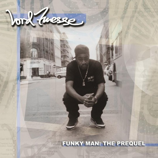 556033 10151296133434067 2032155151 n 540x540 Lord Finesse   Funky Man: The Prequel (Sampler Snippets)