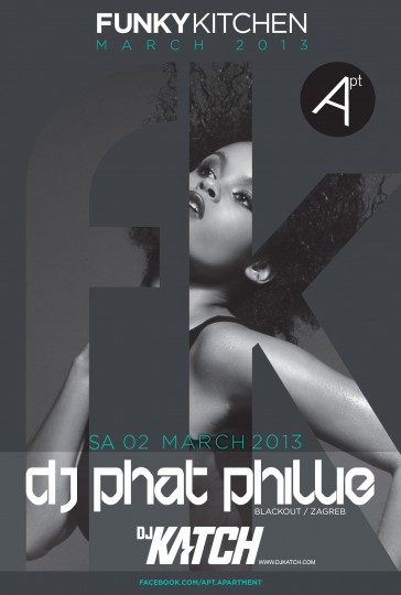 PhatPhillie katch MaA2DEC7 364x540 DJ Phat Phillie & DJ Katch @ Funky Kitchen (Apartment, Frankfurt)