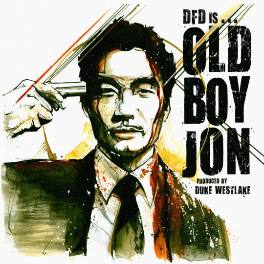 cover 540x540 Dumbfoundead   Old Boy Jon (Free album)