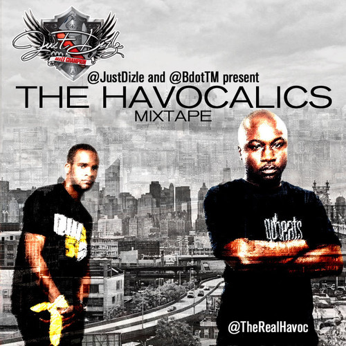 havocalics DJ Just Dizle   The Havocalics (Mixtape)