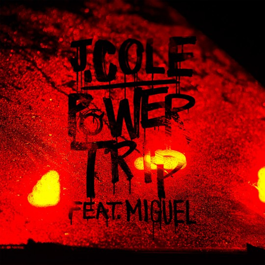 power trip artwork 540x540 J. Cole ft. Miguel   Power Trip