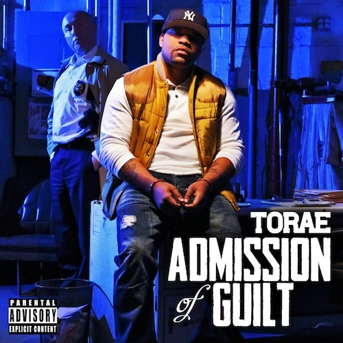 AoG Front 500x500 Torae   Admission of Guilt (Free Mixtape)