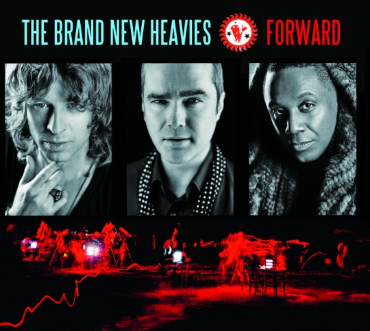 The Brand New Heavies Forward art 540x483 Brand New Heavies   Forward (Album Stream)