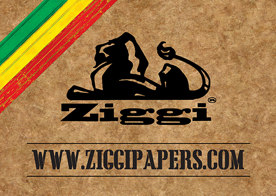 Ziggi logo flag 1a Fresh Island & Ziggi Rolling Papers
