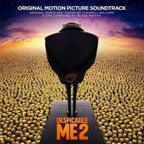 despicable me 2 Pharrell Williams   Happy