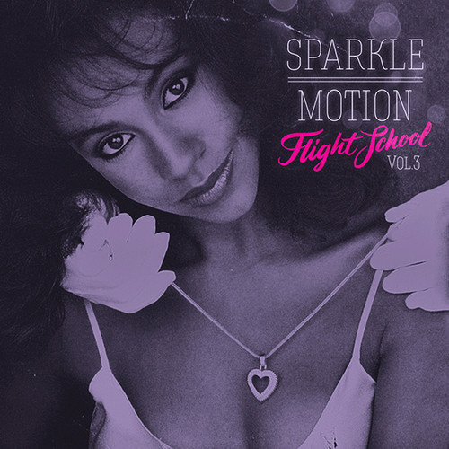 flight school 3 Sparkle Motion   Flight School Vol. 3 (Mixtape)