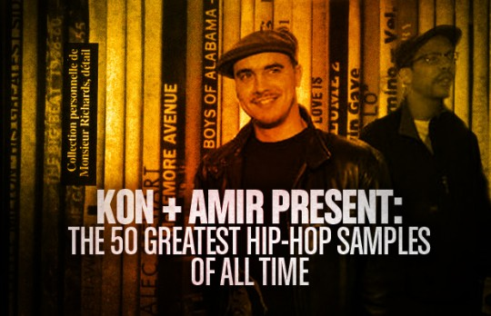 image zwwxc 540x348 Kon & Amir Present: The 50 Greatest Hip Hop Samples Of All Time
