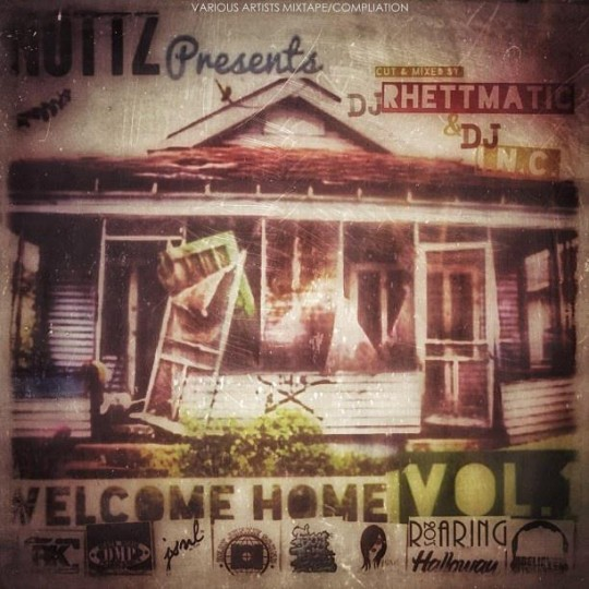 Nottz Presents  The Welcome Home Compilation  Mixtape