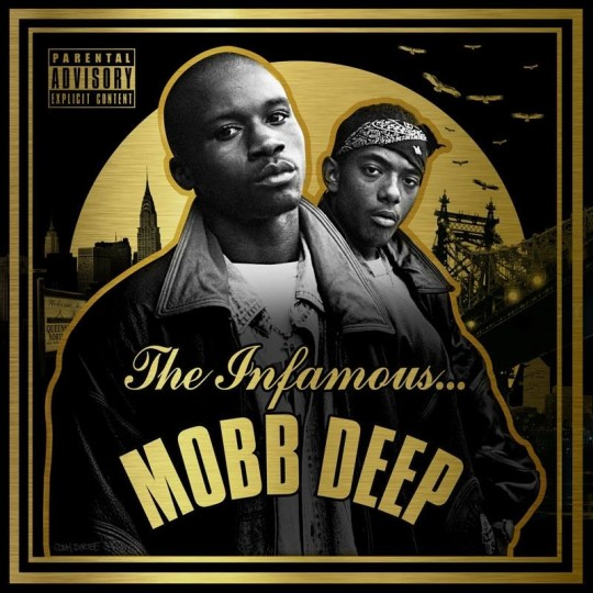 unnamed 540x540 Mobb Deep   The Infamous Mobb Deep (Album Cover & Tracklist)