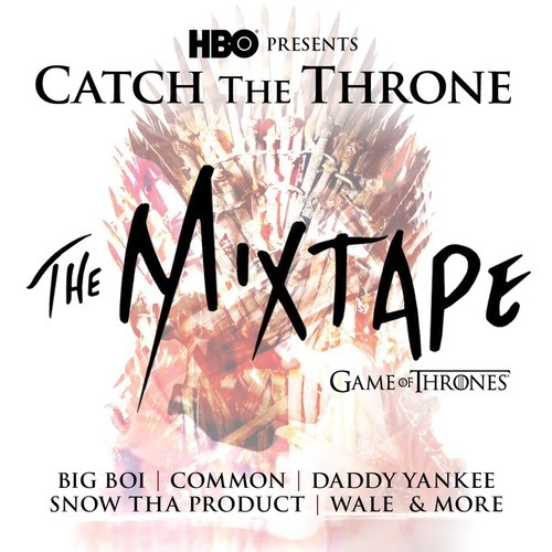 catch the throne mixtape Common   The Ladder