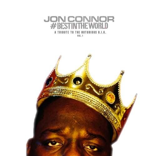 artworks 000076523752 9a5gjh t500x500 Jon Connor   A Tribute To The Notorious B.I.G. Vol. 1