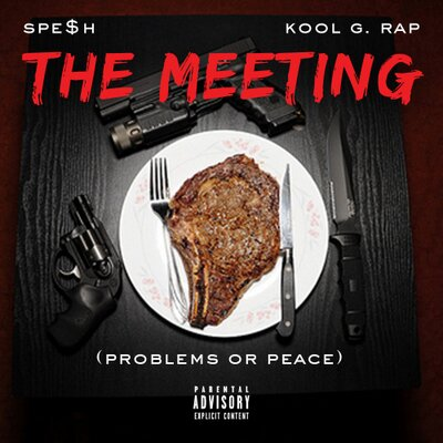 38 Spesh ft. Kool G Rap   The Meeting (Problems Or Peace)