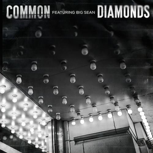 500 1404792079 common diamonds cover 79 Common Feat. Big Sean   Diamonds