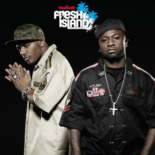 mobb deep 540x540 IMPORTANT Fresh Island announcement: Last minute line up change
