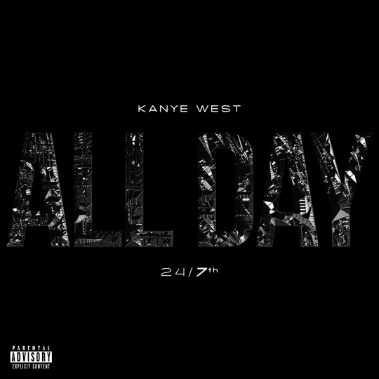 Kanye West Ft. Allan Kingdom & Theophilus London - All Day