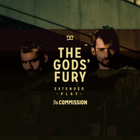 Da Commission : The Gods' Fury EP